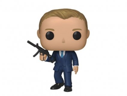 funko pop predaj sk vinyl figure movies james bond quantum of solace craig 889698356763