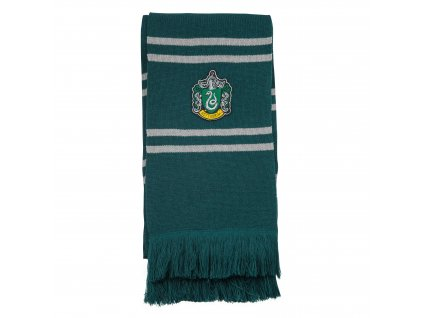 Scarf Deluxe Slytherin HarryPotter Product 4 71d64dc4 cd4d 48ed a8a3 7c6cb578cc5e