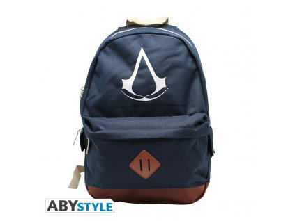 assassin s creed sac a dos crest broderie