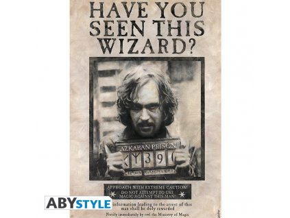harry potter poster wanted sirius black roule filme 915x61