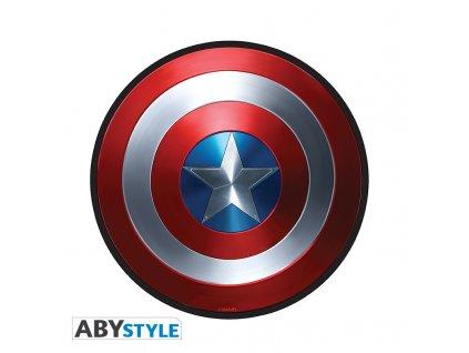 marvel tapis de souris captain america en forme