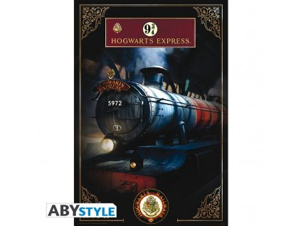 harry potter poster hogwarts express 915x61
