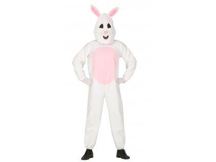 Kostým Zajaca - biely