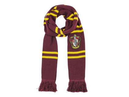 Scarf Deluxe Gryffindor HarryPotter Product 4