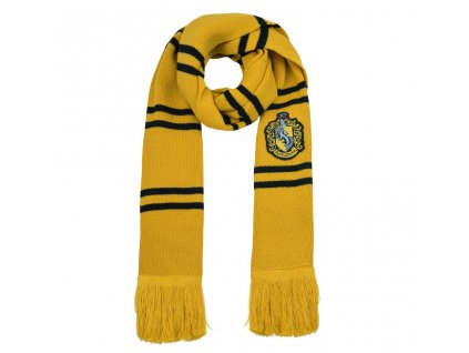 Scarf Deluxe Hufflepuff HarryPotter Product 5 1024x1024