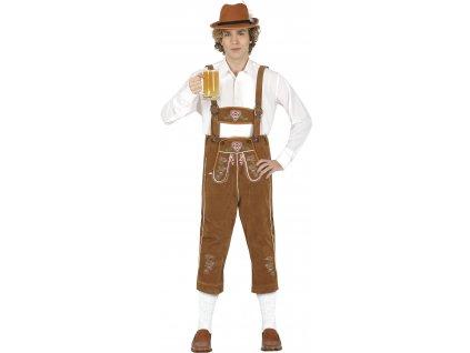 Kostým - Tiroslký muž