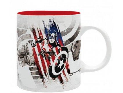marvel mug 320 ml ca design subli with box x2