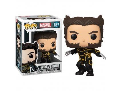 Figúrka Funko POP Marvel X-Men 20th-WolverineInJacket