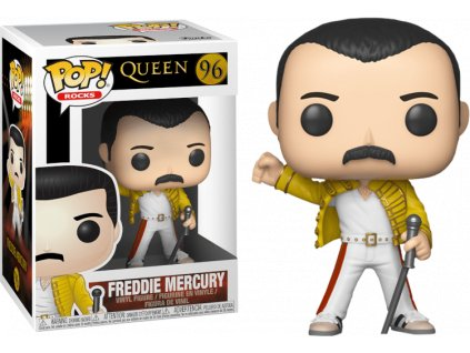 freddie mercury wembley 1986 funko pop