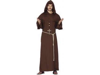 Pánsky kostým - Mních