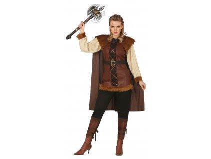 Dámsky kostým - Vikingská žena