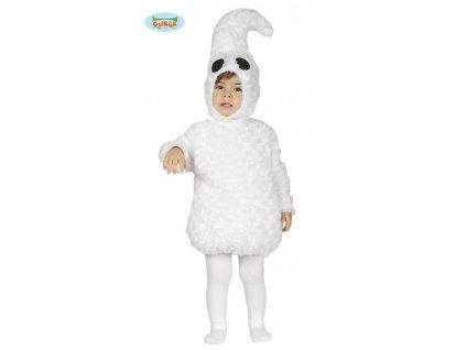 Detský kostým pre najmenších - Duch Ghostbuster