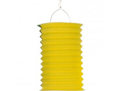 Lampáš žltý 10 ks