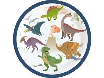Taniere Šťastný Dinosaurus 8 ks