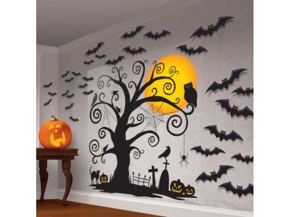 halloween výzdoba