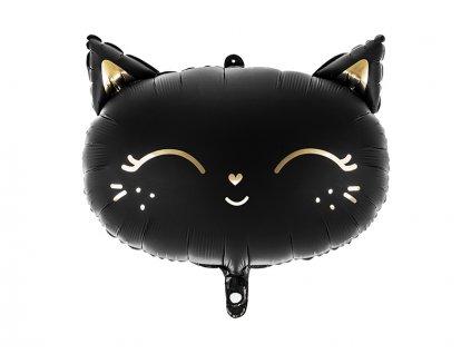 foliový balon mačička
