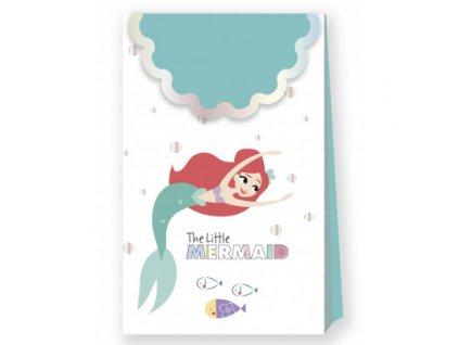 Darčekové tašky - Ariel, malá morská víla