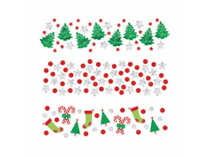 Vianočné konfety