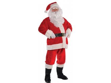 Pánsky kostým Santa Claus L/XL