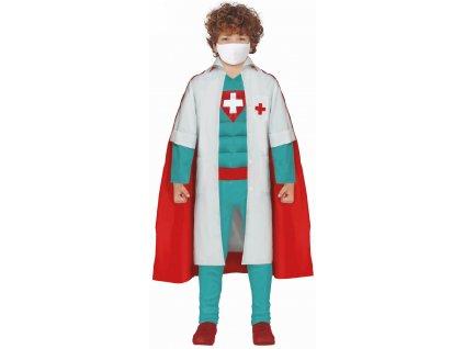 Detský kostým - Superhrdina doktor
