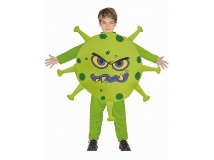 Detský kostým - Corona Virus