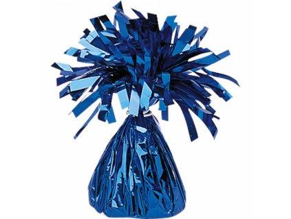 Fóliové závažie na balóny modré
