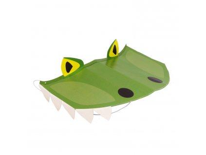 Párty čiapky - Šťastný dinosaurus 8 ks