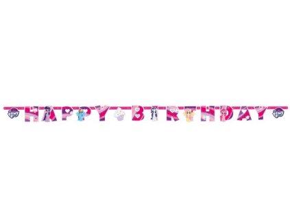 Banner My Little Pony 200 x 15 cm