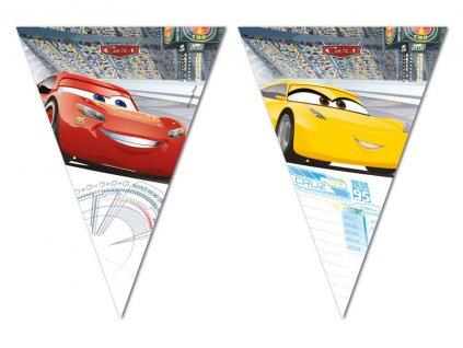 CARS 3 FLAG BANNER
