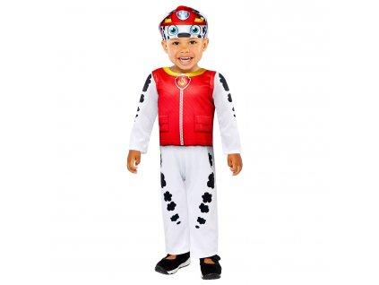 Detský kostým pre najmenších - Paw Patrol Marshall