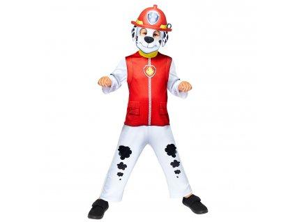 Detský kostým - Paw Patrol Marshall