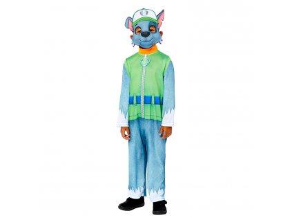 Detský kostým - Paw Patrol Rocky