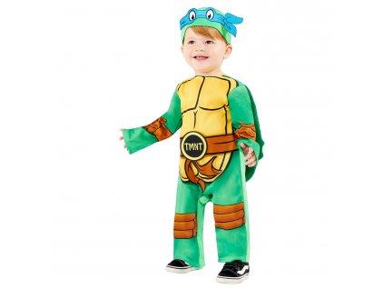 Detský kostým pre najmenších - TMNT Ninja Korytnačky