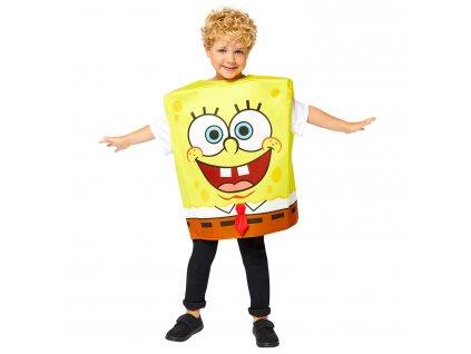 Detský kostým - Spongebob chlapčenský