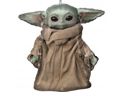 Fóliový balón - Star Wars Baby Yoda