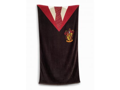 93210 HP Gryffindor House Gown Towel scaled