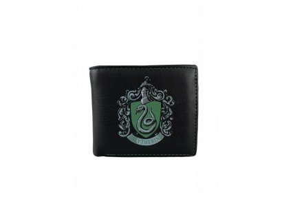 Slytherin Wallet Front
