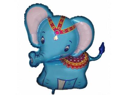 balon slonica modre 420x420