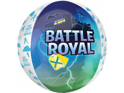 Balón Battle Royal - guľa