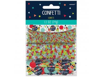Konfety - Happy Birthday mix