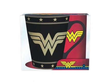 dc comics hmug 250 ml wonder woman box x2 2