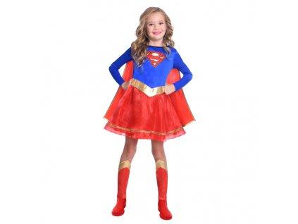 Detský kostým - Supergirl Classic