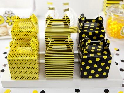 dekorativne boxy na sladkosti vcielka