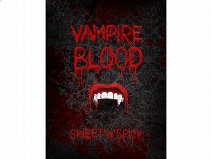 Etiketa upirska krv