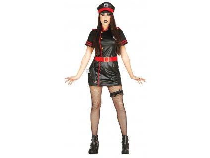 Kostym Goticka vojacka