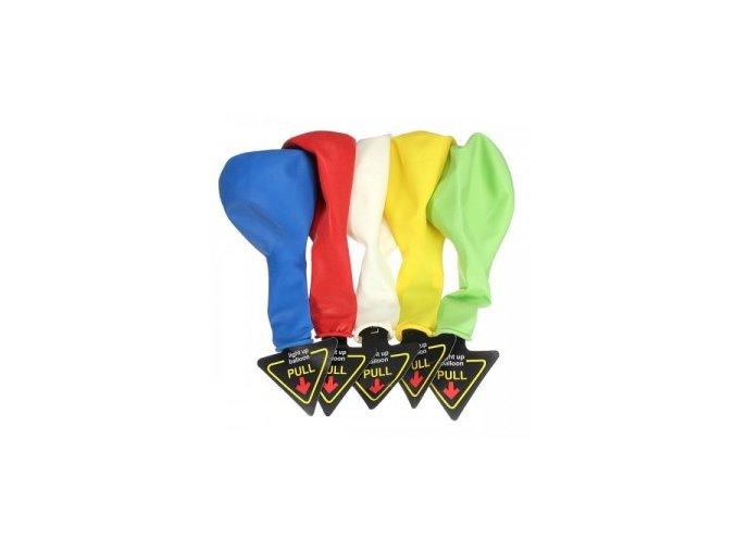 LED balóniky mix 5ks