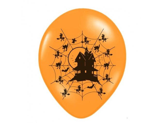 Lacny Balon Halloween
