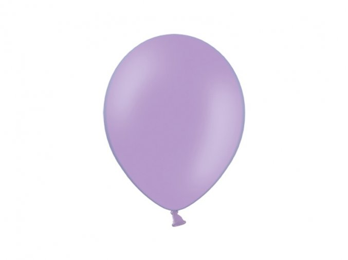 Lacny balon pastelovy levandulovy