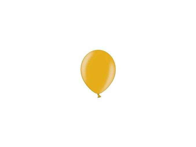 Lacny balon metalicky zlaty