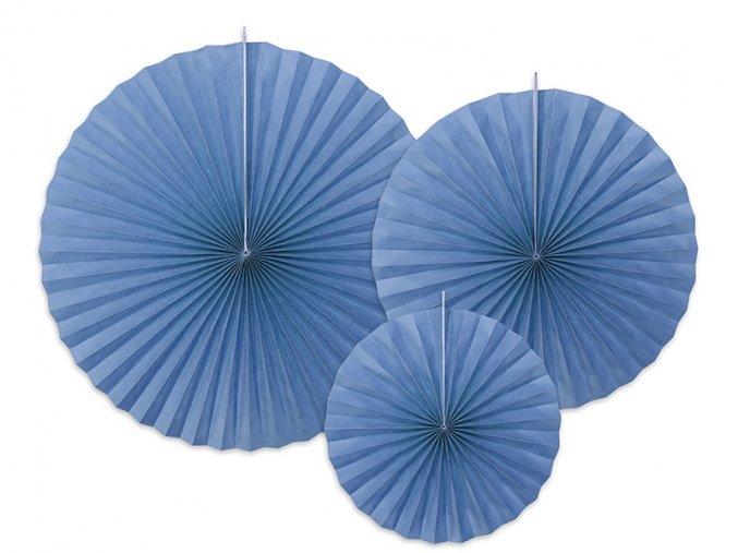 Rozety chrpa modra